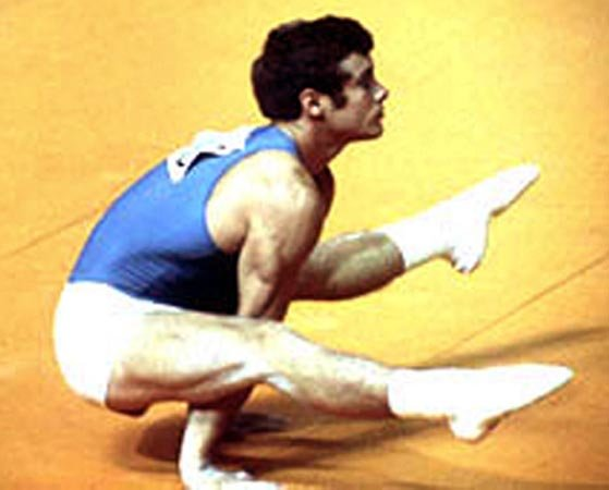 Photo of Olympics – 1984 – L A Games – Gymnastics – Interview With 1976 Floor Exercize Bronze Medalist USA Peter Kormann
