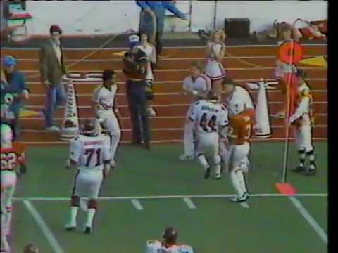 Photo of NCAAF – 1982 – Highlights – University Of Texas Longhorns Football Season – With Coach Fred Akers