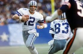 Photo of NFL – 1982 – NFL Films – Best Ever Quarterbacks – Cowboys Roger Staubach – With John Facenda