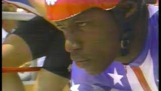 Photo of Olympics – 1984 – L A Games – Cycling Mens Sprint Finals – 1 Of Best Of 3 – USA Gorski Vs USA Vails