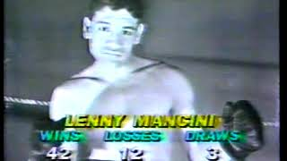 Photo of Boxing – 1981 – Highlights – Ray Mancini Career + Interview With His Boxing Father Lenny Mancini