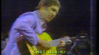 Photo of Music – 1978 – Master Guitarist Chet Atkins – Autumn Leaves – Performed Live At Austin City Limits