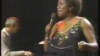 Photo of Music – 1980 – Sarah Vaughn – Ive Got It Bad And That Aint Good – Kennedy Cntr Salute Duke Ellington