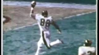 Photo of NFL – 1980 – Worst Plays Ever – Steelers TE Dave Smith Running For A TD With No Defender In Sight
