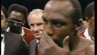 Photo of Boxing – 1982 – Marv Albert PostFight Interview Of Lt Heavywt Champ Dwight Muhammad Qawi After Win