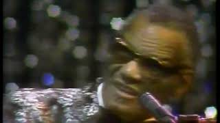 Photo of Music – 1982 – Ray Charles – Georgia On My Mind – Sung Live At Constitution Hall In Washington D C