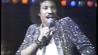 Photo of Music – 1982 – Lionel Richie & The Commodores – Come Celebrate – Sung Live In Concert