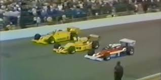 Photo of Auto Racing – 1979 – Highlights – Indy 500 – With Rick Mears 1st + Tom Sneva 2nd +Al Unser Sr 3rd