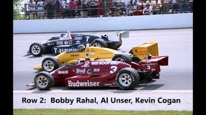 Photo of Auto Racing  – 1986 – Indy 500 – ABC Special – Drivers Start Your Engines – As The Race Begins