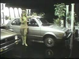 TV Ads – 1978 – VW Champagne Edition Cars + Dick Van Dyke