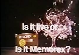 Photo of TV Ads – 1977 – Memorex Audio Cassette Tapes + Schlitz Beer + AIM Toothpaste + Austin AquaRama