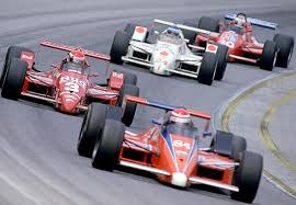 Photo of Auto Racing – 1986 – Indy 500 – ABCs Jim McKay + Jim Lampley Call The Exciting Last 8 Laps Of Race