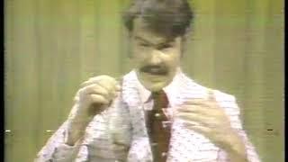 Photo of TV Ads – 1978 – Comedians Dan Aykroyd + Laraine Newman For The Super Bass-O-Matic 76