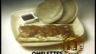 Photo of TV Ads – 1979 – Marriott's Essex House NYC + NBCs Brothers & Sisters + Jack In The Box Breakfast + Modern Furniture Of Austin + Janet Stockard Attorney In Austin