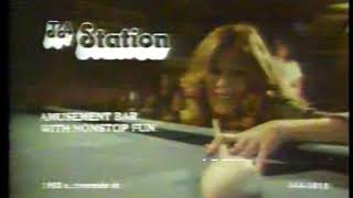 Photo of TV Ads – 1978 – Essex House NYC + Waverest Waterbeds + Lakehills Cinema Four ATX + T A Station Bar