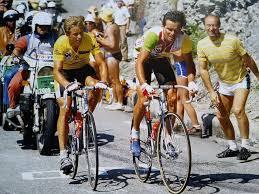 Photo of Cycling – 1986 – Tour De France – Stage 18 – Briancon To L'Alpe D'Huez – Featuring USA Greg LeMond