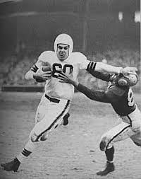 Photo of NFL – 1946 To 1955 – NFL Films – Best Ever QBs – Cleveland Browns Otto Graham – With John Facenda