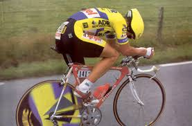 Photo of Cycling – 1986 – Tour De France – Stage 20 Individual Time Trial With Bernard Hinault + Greg Lemond