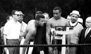 Photo of Boxing – 1964 – Special – Cassius Clay Alias Muhammad Ali Goes Crazy At Weigh In With Sonny Liston