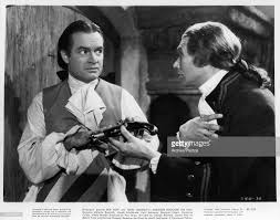 Photo of Comedy – 1946 – Scene From Movie Monsieur Beaucaire – With Bob Hope + Reginald Owen + Joan Caulfield
