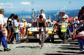 Photo of Cycling – 1987 – Tour De France – Phil Liggett Highlights Of Stage 18 Carpentras to Mont Ventoux