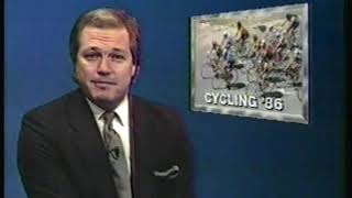 Photo of Cycling – 1986 – Special –  NBCs Dale Hansen Highlights The 1986 Tour De France – Winner Greg Lemond