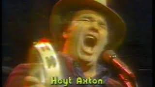 Photo of Music – 1979 – Hoyt Axton – Joy To The World – Sung Live At Austin City Limits