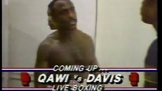 Photo of Boxing – 1982 – Dick Enberg Profiles The Life & Career Of Lt Heavywt Champ Dwight Muhammad Qawi