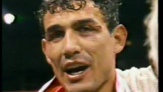 Photo of Boxing – 1982 – Dr Ferdie Pacheco PostFight Interview With Mustafa Hamsho After Defeating Bobby Czyz