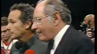 Photo of Boxing – 1982 – Dr Ferdie Pacheco Interviews Ref Tony Perez On Why Didnt Stop Qawi vs Martin Fight