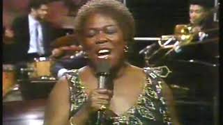 Photo of Music – 1980 – Sarah Vaughan – I Let A Song Go Out Of My Heart – Sung At Salute To Duke Ellington
