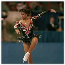 Photo of Figure Skating – 1986 – ABC Jim McKay Interviews Reigning World Champ Figure Skater USA Debi Thomas