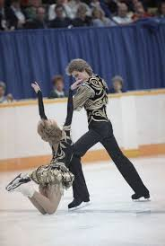 Photo of Figure Skating – 1986 – John Petkevich Interviews World Ice Dance Champs USSR  Bestemianova + Bukin