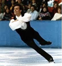 Photo of Figure Skating – 1986 – World Championship Mens Singles Medal Ceremony – USA Brian Boitano Gold