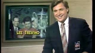 Photo of Golf – 1985 – NBC Sportworld Bill Macatee Special – An Inside Look At The Career Of Lee Trevino