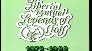 Photo of Golf – 1978 – Legends Of Golf Tournament – Highlights Of The Inaugural Tournament At Onion Creek CC