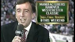 Photo of Golf – 1987 – Brent Musburger Update Of Who PGA Golfers Think Will Win NBA Finals Of Lakers Vs Celts