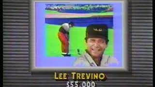 Photo of Golf – 1985 – Skins Game – Highlights Of Front 9 – With Fuzzy Zoeller + Lee Trevino + Arnold Palmer Have Skins