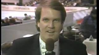 Photo of Figure Skating – 1985 – CBS John Tesh Promo For Womens World Figure Skating Chamionships From Tokyo