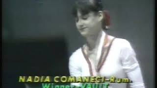 Photo of Gymnastics – 1979 –  Womens World Championships Highlights – ROM Comaneci + URS Mukhina + DDR Gnauck