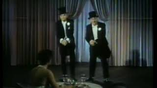 Photo of Music – 1957 – Jimmy Durante + Bob Hope – On The Sidewalks Of New York – Sung In Movie Beau James
