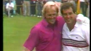 Photo of Golf – 1987 – PGA Special – Jack Nicklaus Delivers Message Regarding Sportsmanship On The PGA Tour