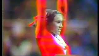 Photo of Gymnastics – 1979 – USA & USSR Exhibition – Womens Balance Beam – USSR Stella Zakharova