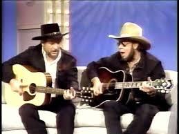 Photo of Music – 1979 – Wayland Jennings + Hank Williams Jr – The Music & The Man – Tribute To Hank Williams