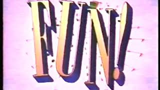 Photo of Music – 1989 –  Disney Animated Sing A Long Song – Fun With Music