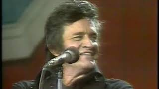 Photo of Music – 1979 – Johnny Cash + Hank Williams Jr – Kaw Liga – Sung On Tribute To Hank Williams TV Show