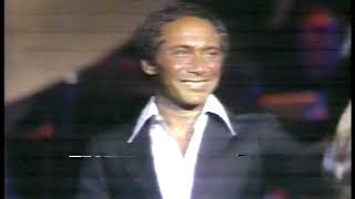 Photo of Music – 1979 – Paul Anka – Put Your Head On My Shoulder + My Way – With Johnny Dark + Bob Anderson