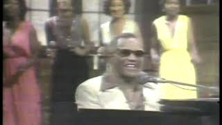 Photo of Music – 1978 – Ray Charles – I Can See Clearly Now – Performed Live On Stage in New York City