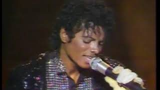Photo of Music – 1983 – Michael Jackson – Billie Jean – Performed Live On Stage At The Pasadena Civic Center