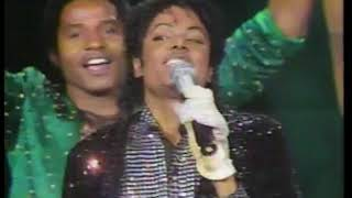 Photo of Music – 1983 – The Jackson 5 –  I Want You Back + I'll Be There – Sung At Motown 25th Anniversary